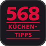 568 clevere Küchentipps for iPhone