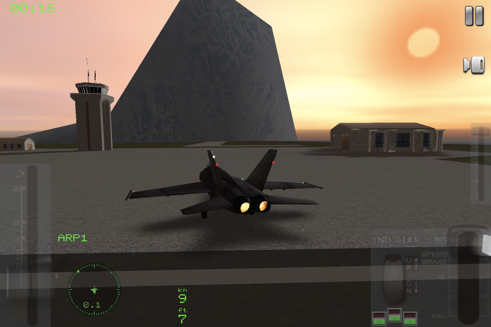 Screenshot Air Navy Fighters Lite